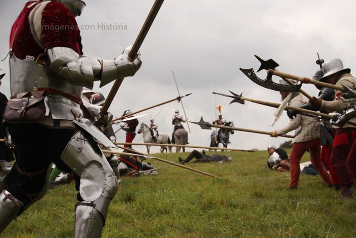 infantery battle